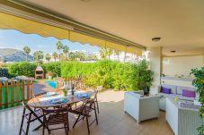 Villa en Port d´Alcudia - Villa para 6 personas a200 mde la playa