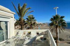 Apartamento en Benalmadena - Apartamento con aire acondicionado a10 mde la playa