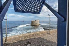 Apartamento en Las Palmas de Gran Canaria - Apartamento de 1 dormitorios a2 kmde la playa