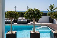 Villa en Mijas Costa - Villa con piscina en Mijas Costa