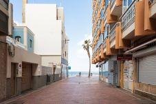 Apartamento en Las Palmas de Gran Canaria - Acogedor apartamento junto a Las Canteras