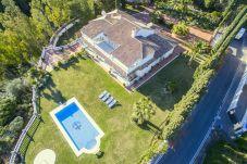 Villa in Benalmadena - Cubo's Villa Las Colinas. Private pool,...