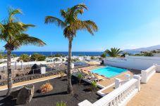 Villa in Puerto Calero - Villa del Puerto, Luxury Sunny Escape...