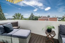 Apartment in Puerto Banus - Apartment for 2 people to400 mbeach